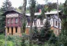 Bechlín - vila Augusta Švagrovského