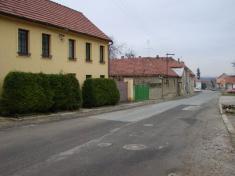 Bechlín - směr Krabčice - Horní Počaply