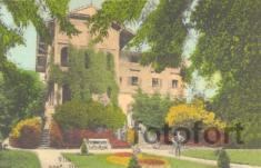 Bechlín - r.1916 - Vila Augusta Švagrovského