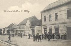 Bechlín - r.1918