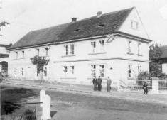 Bechlín - kolem r.1930 čp.18