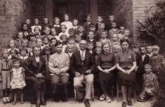 Bechlín - r.1939 - obecná škola