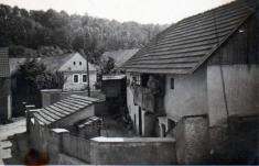 Bechlín - r.1944 - čp.8 (dnes zahrada učp.9)