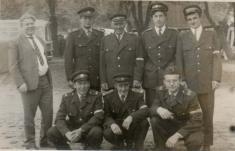 Bechlín - r.1968 - hasiči
