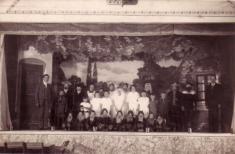 Divadelní spolek DTJ - 20.léta 20.st. - Dělnický dům Bechlín